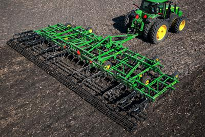 John Deere Introduces 2230 Field Cultivator and 2330 Mulch ...