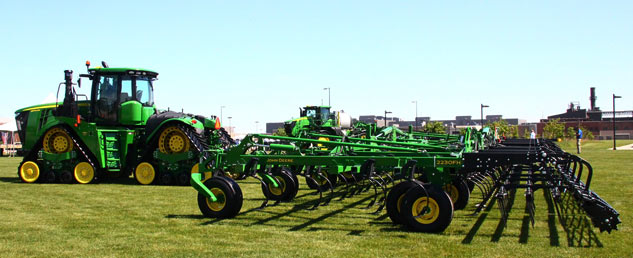 2017 John Deere New Product Reveal: Part 1