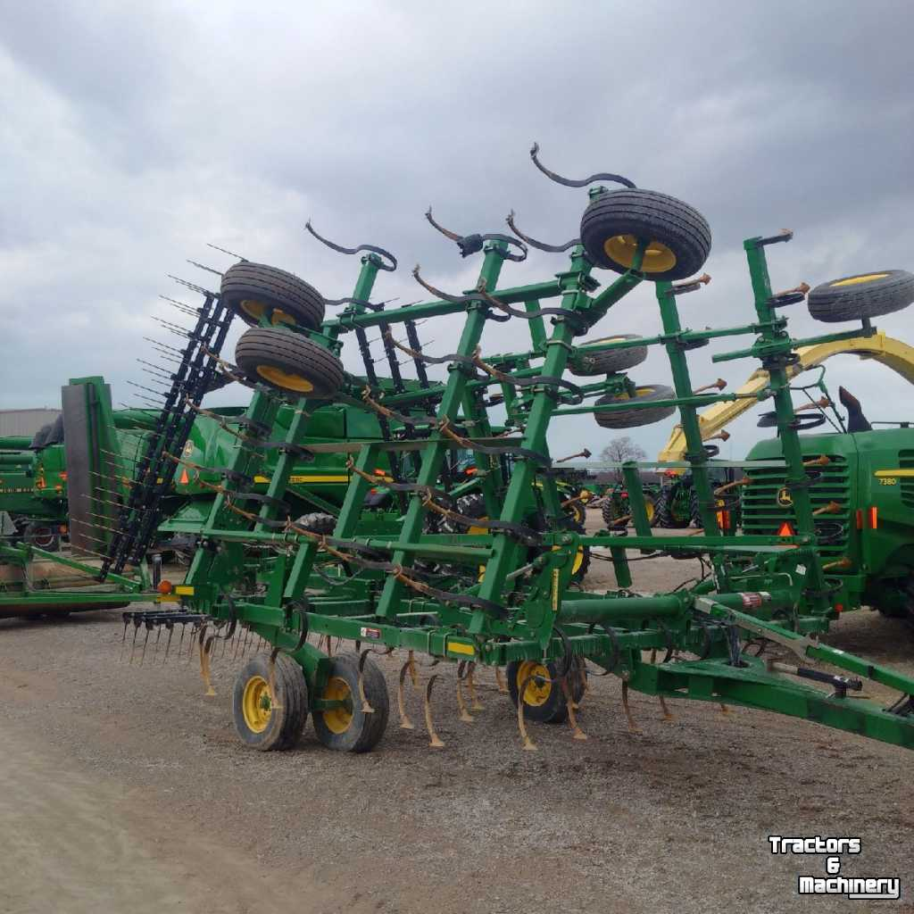 John Deere 2210 CULTIVATOR - Used Cultivator - 2010 - N0M ...
