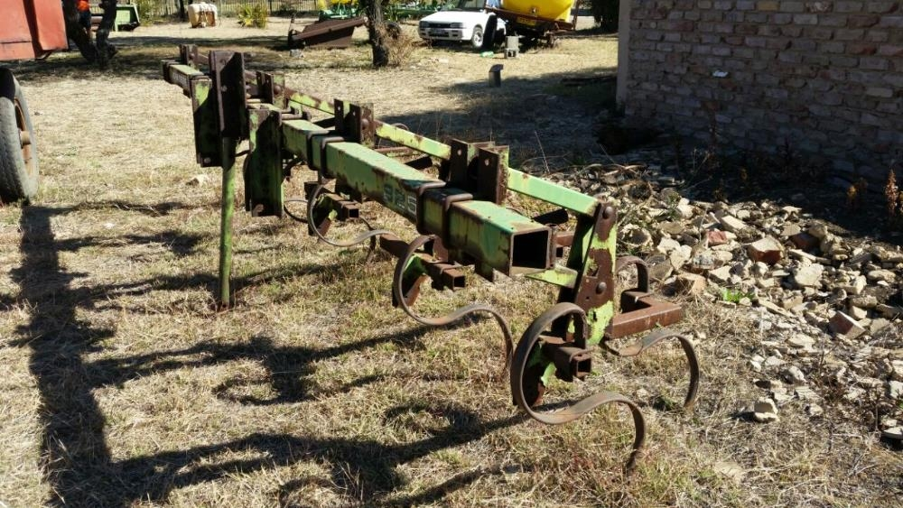 Archive: John Deere 825 4 Row Cultivator Sunninghill • olx ...