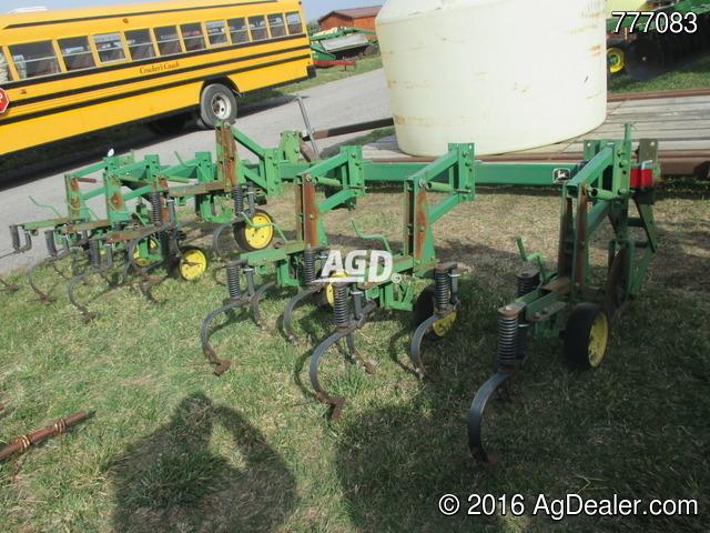 John Deere 825 Row Crop Cultivator For Sale | AgDealer.com