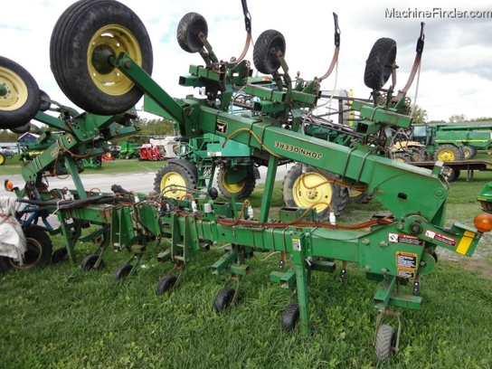 John Deere 856 Tillage - John Deere MachineFinder
