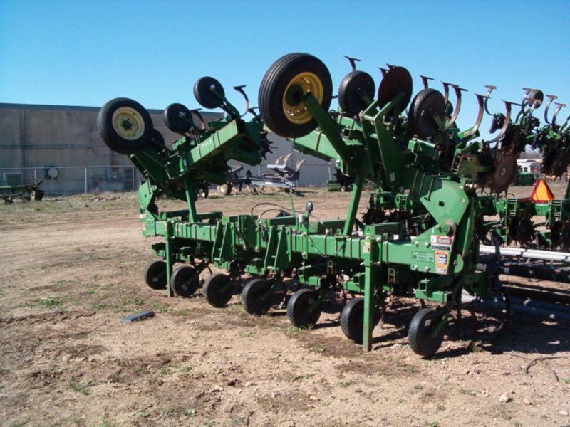John Deere 856 Row Crop Cultivator #1940 H&S JOINT VENTURE ...