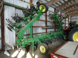 Quote for Shipping a John Deere 856 Cultivator to Scott