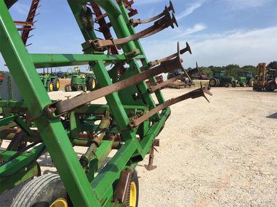 John Deere 960 Field Cultivator - Meeker, OK   Machinery Pete