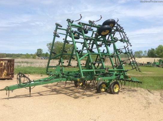 1998 John Deere 980 - Field Cultivators - John Deere ...