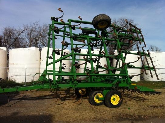 1995 John Deere 980 - Field Cultivators   Used ...
