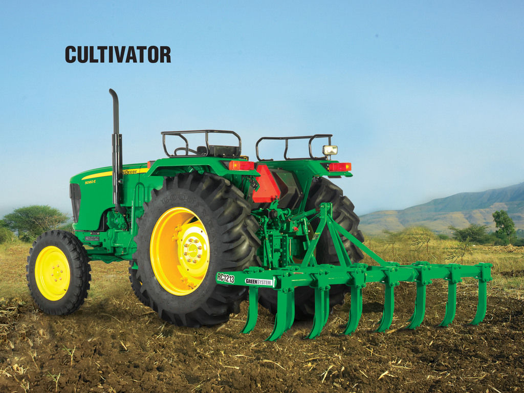 Cultivator | Implements | John Deere IN