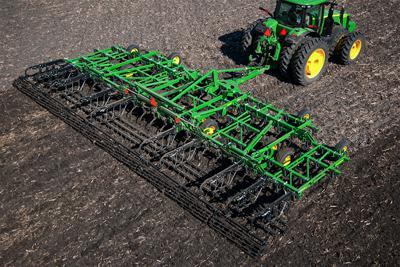 John Deere Introduces 2230 Field Cultivator and 2330 Mulch ...
