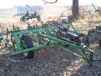 Used Farm Tractors for Sale: John Deere CC 8 Foot Field ...