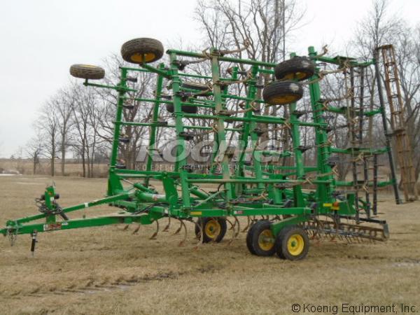 2012 John Deere 2210 Field Cultivator, A824869A, in Anna, Ohio