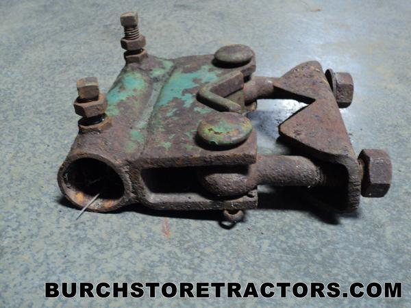 Pair of John Deere Rear Toolbar Shank Clamps for Rear ...
