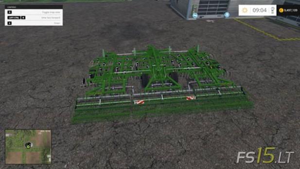 John Deere Cultivator | FS15 mods - FS15.LT