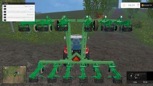 John Deere Striptill cultivator | FS15 Mods