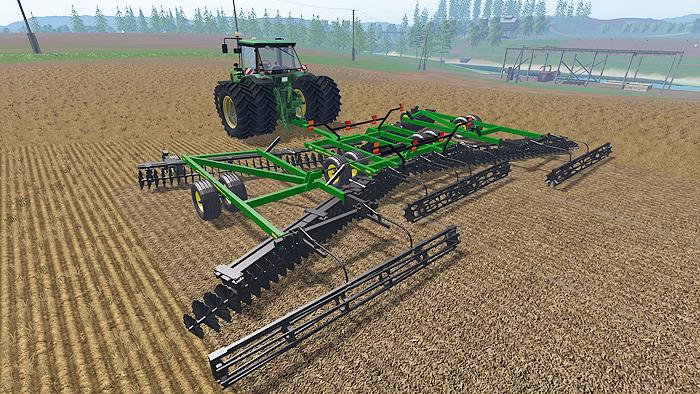 John Deere 2623VT Mod - Farming simulator 2015 mods ...