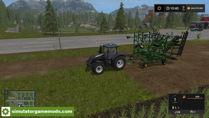 FS17 – John Deere 2410 5 Section V 1.0 – Simulator Games ...