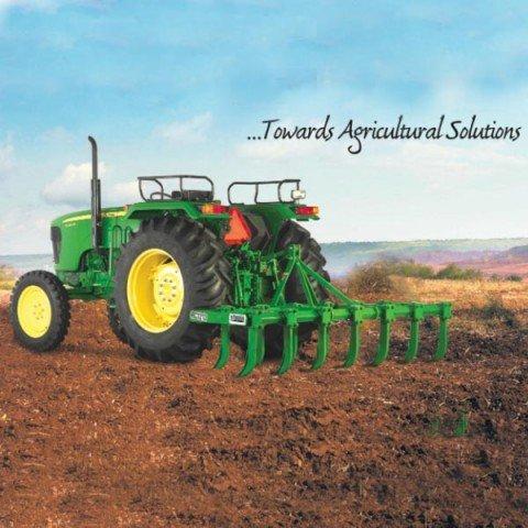 John Deere Cultivator SC1209-Spring Loaded - agroman