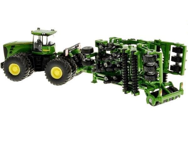 Siku Mini John Deere Tractor & Cultivator 1856 - Farm Toys ...