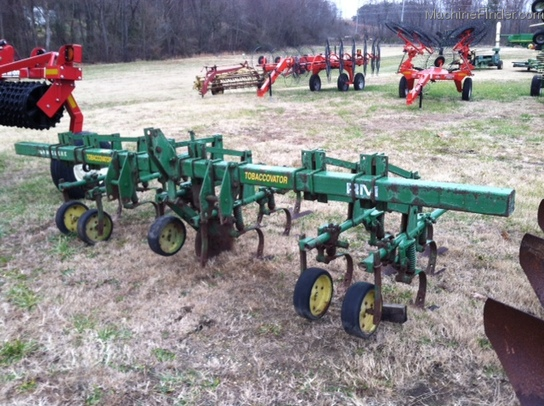 Other 2-Row Tobacco Cultivator Tillage - John Deere ...