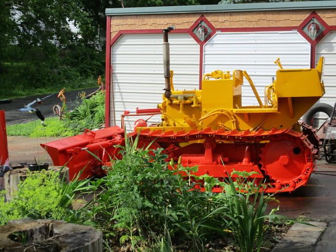 John Deere 4FD Deep Tillage Plow -... - Yesterday's Tractors