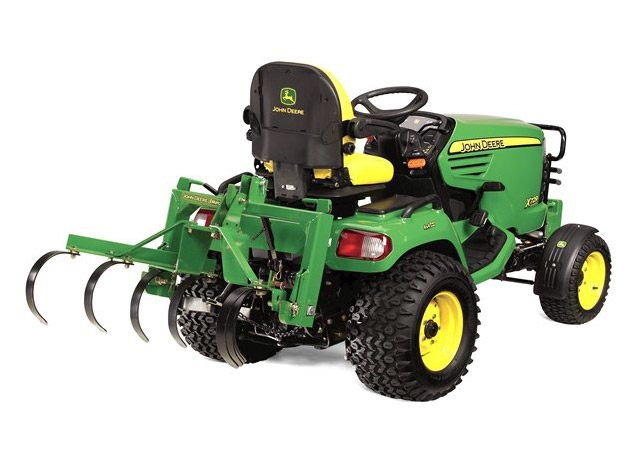 John Deere Category 1 3-Point Hitch Cultivator Gardening ...