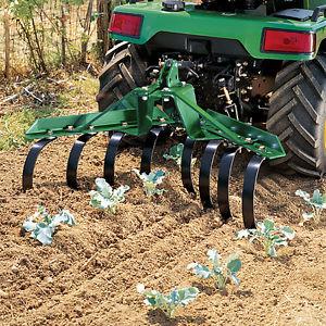 John Deere 3 Point Cultivator Garden Tractor X485 X585 ...