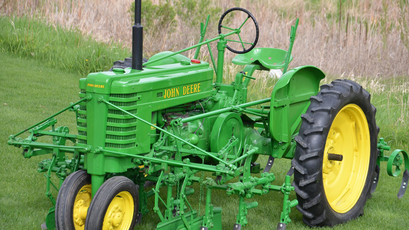 1944 John Deere H | S59 | The Original 2014