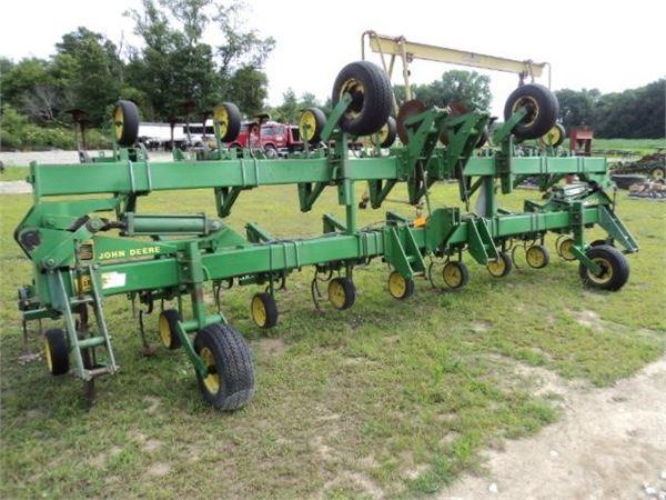John Deere 845 - Row crop cultivators - ID: E1FD2677 ...