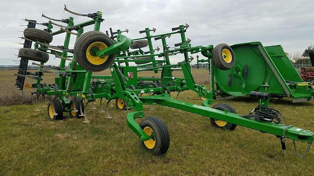 2014 John Deere 2210 Cultivator For Sale | Aurora, OR ...