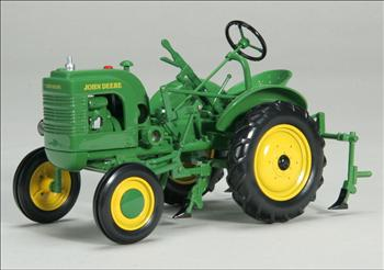 Spec Cast - John Deere LA with Cultivator - Jolley's Farm ...