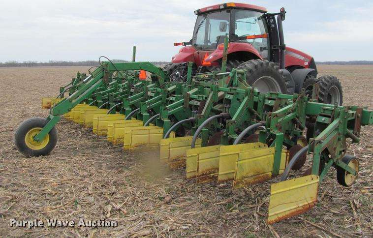 John Deere 855 cultivator For Sale | Humboldt, KS | DT9659 ...