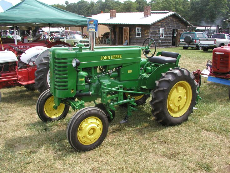 John Deere M with cultivators - Denton, NC - Southeast ...