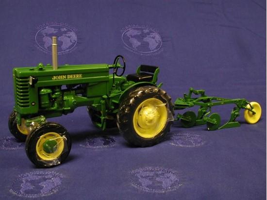 Buffalo Road Imports. John Deere M Wide with Plow FARM ...