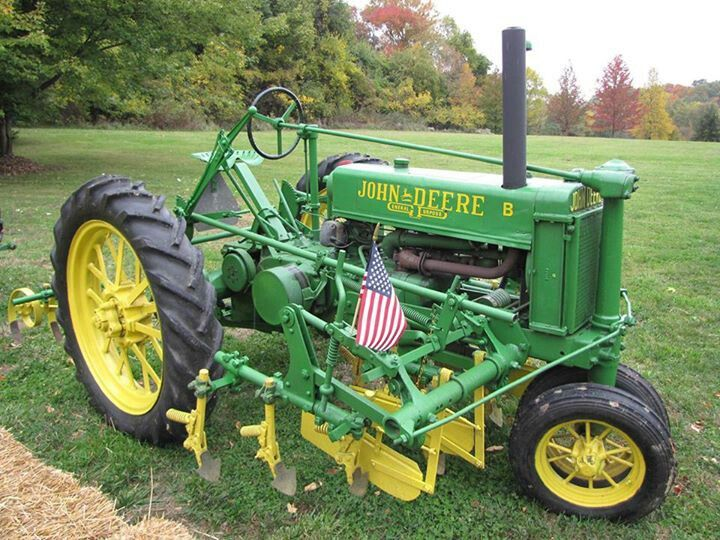 1945 John Deere H with Cultivators For Sale | North Otto ...