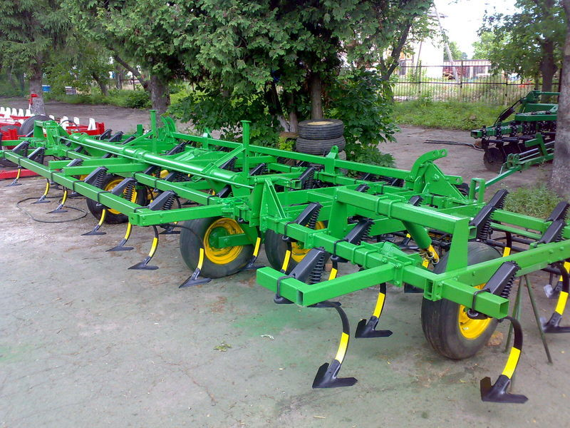 JOHN DEERE 1010 cultivators for sale from Ukraine, buy ...