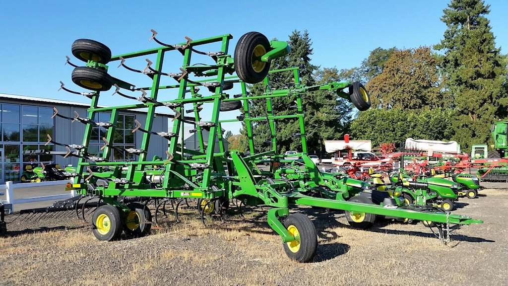 2014 John Deere 2210 Cultivator For Sale | Cornelius, OR ...