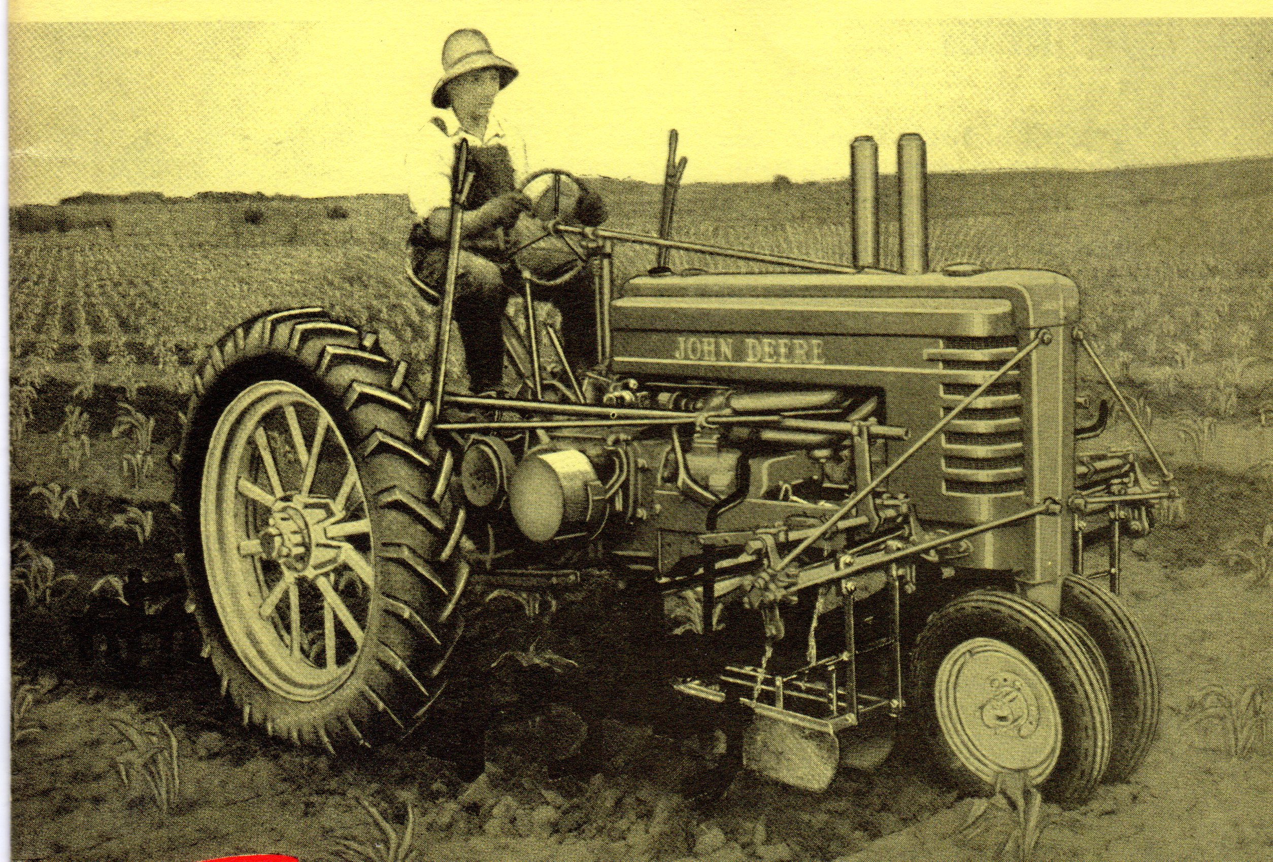 The Grams and Krautkremer Hardware: John Deere Dealer in ...