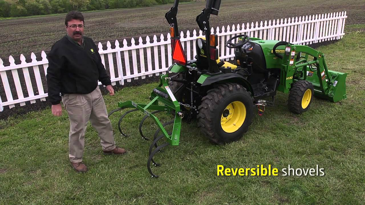 John Deere Frontier Equipment: Notes From The Field ...