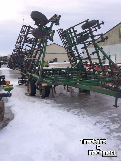 John Deere 960 24' 24FT S-TINE CULTIVATOR ONTARIO - Used ...