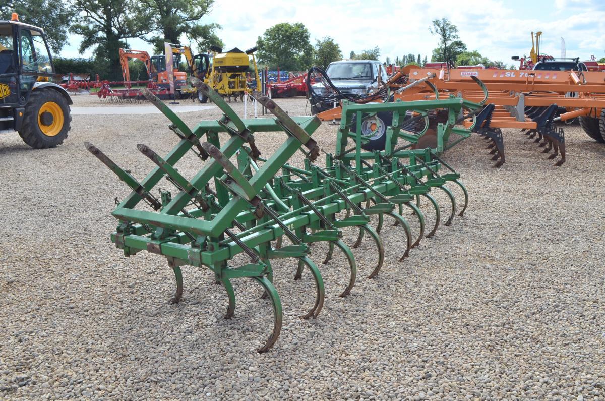 John Deere C-tine Cultivator 5.5M (9173) | Ellis Machinery