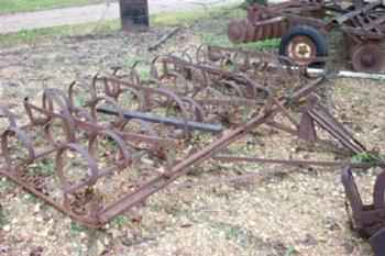 Used Farm Tractors for Sale: John Deere Spring Tooth ...