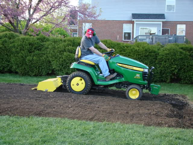 Garden tilling - MyTractorForum.com - The Friendliest ...
