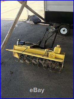 Low Cost Lawnmowers » tiller