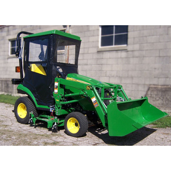 John Deere 1023e 1025r 1026r Tractor Cabs And Cab ...