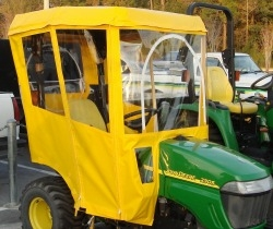 John Deere Tractor Cab for LP25000 canopy- fits 1023R ...