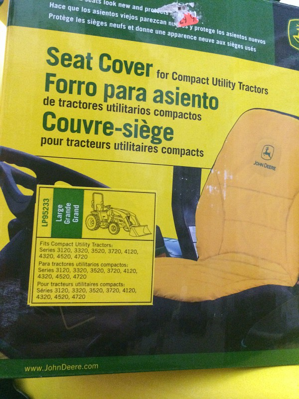 Seat cover on 1025r? - Page 5