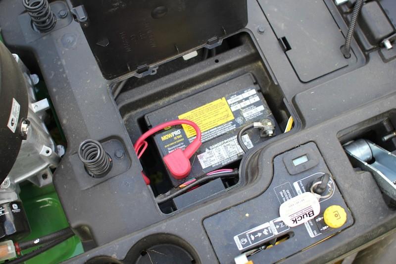 John Deere Z235 Zero Turn Mower - Tools In Action - Power ...
