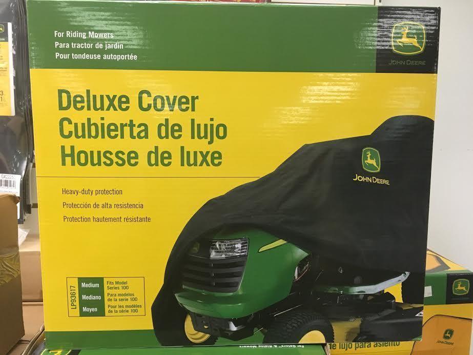 John Deere Lawn Tractor Deluxe Medium Cover LP93617 L100 ...