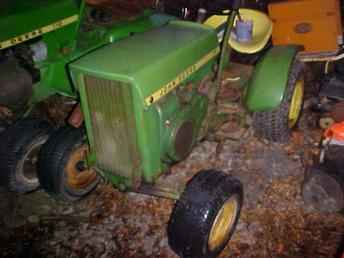 Used Farm Tractors for Sale: John Deere 110 (2004-10-17 ...