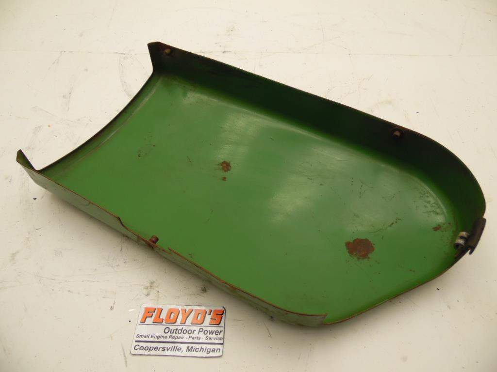 John Deere 110 112 Garden Tractor PTO Shield Cover NLA AM34170